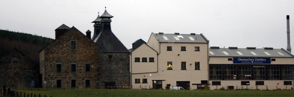 Glentauchers Whisky Distillery