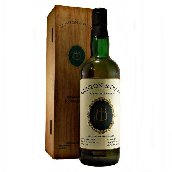 Ben Wyvis 1972 Single Malt Whisky