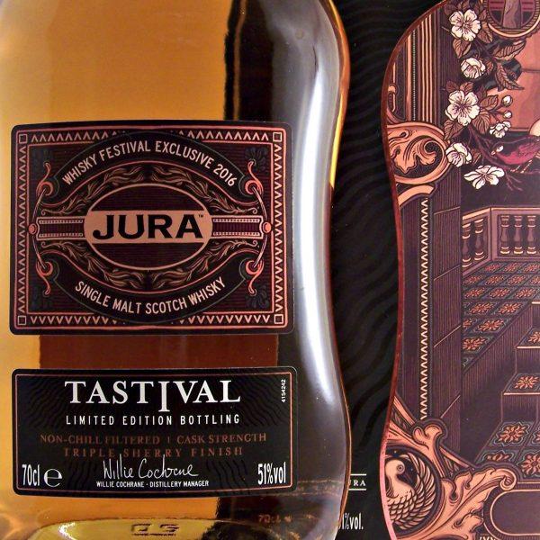 Jura Tastival 2016 Single Malt Whisky