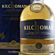 Kilchoman 2006 Vintage Release Single Malt Whisky
