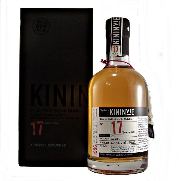 Kininvie 17 year old Batch 1
