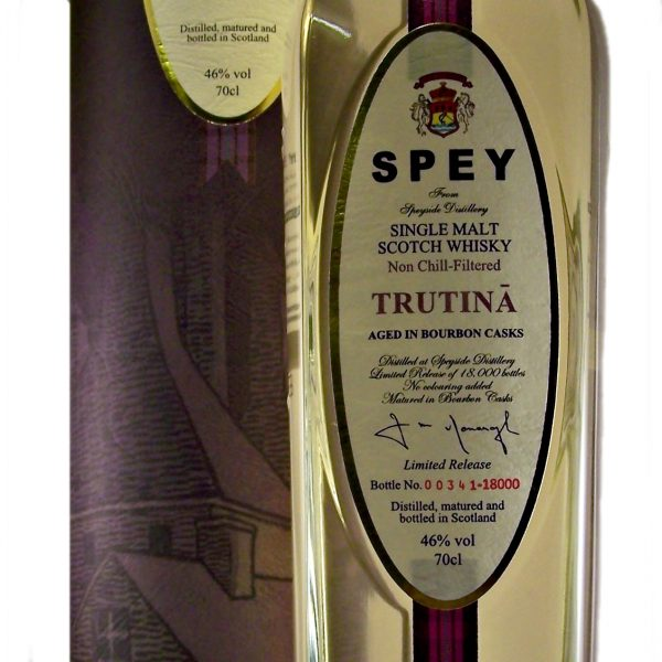 Spey Trutina Single Malt Whisky Speyside Distillery