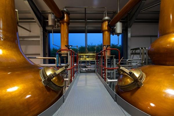 Wolfburn Whisky Distillery Stills