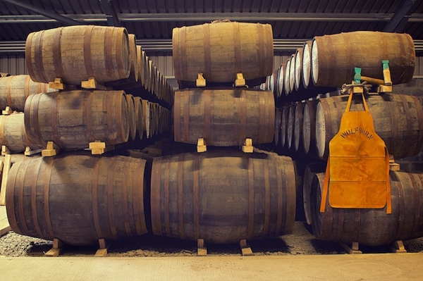 wolfburn Whisky Distillery Maturing