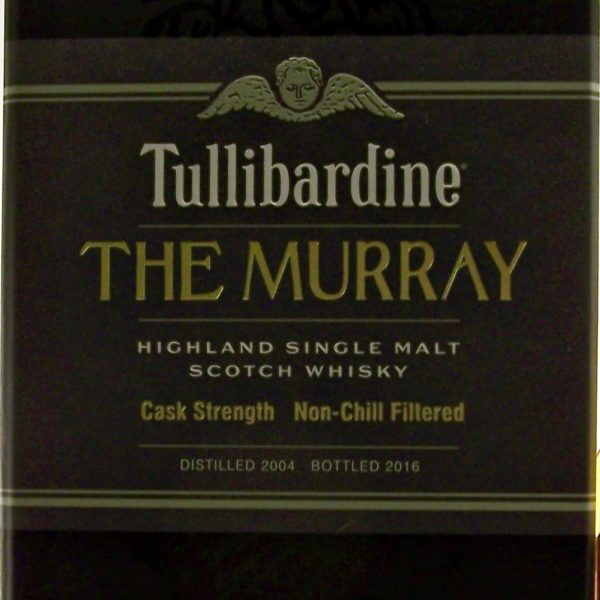 Tullibardine The Murray single malt whisky