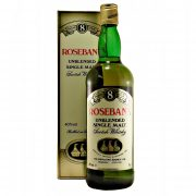Rosebank 8 year old Single Malt Whisky