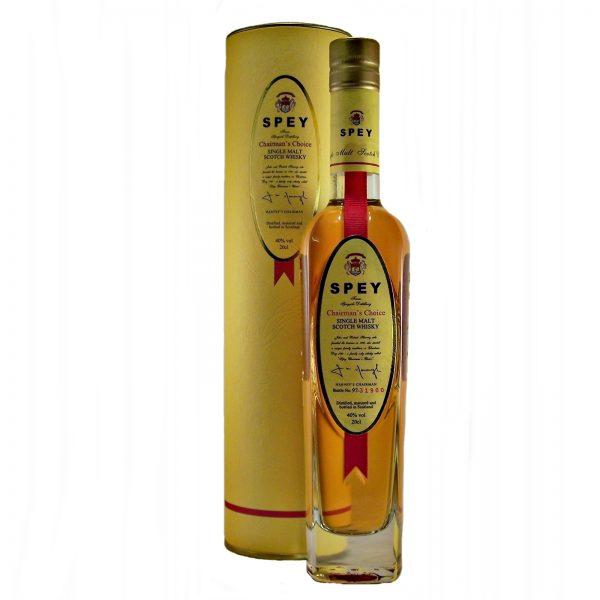Spey Chairmans Choice Malt Whisky