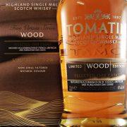 Tomatin Five Virtues Wood Edition Single Malt Whisky