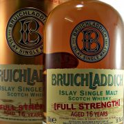 Bruichladdich 1989 Full Strength Whisky