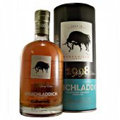 Bruichladdich 1998 Manzanilla Sherry Edition from whiskys.co.uk