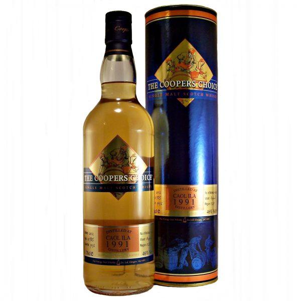 Caol Ila 21 year old Single Malt Whisky