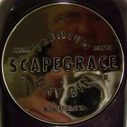 Scapegrace New Zealand Small Batch Dry Gin