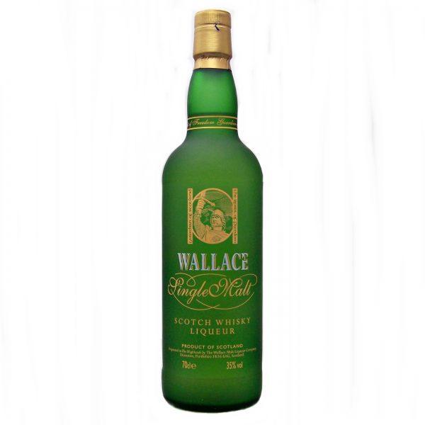 Wallace Single Malt Whisky Liqueur