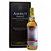 Amrut Herald Indian Single Malt Whisky from whiskys.co.uk