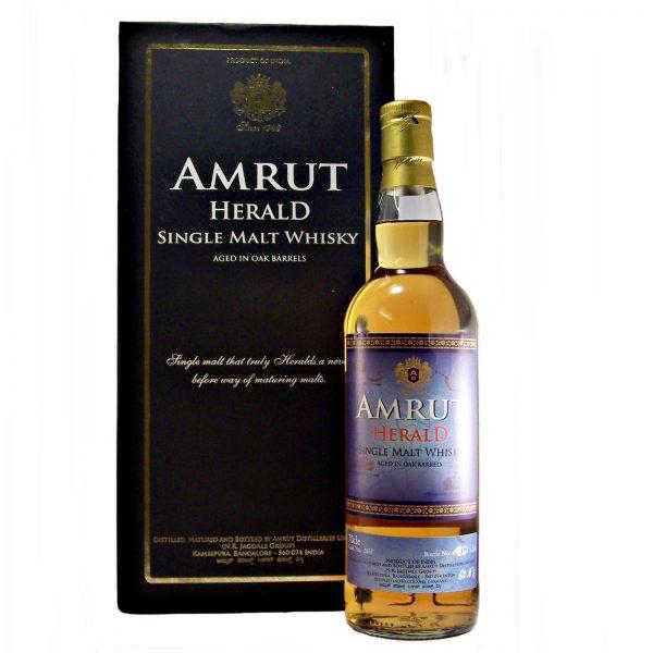 Amrut Herald Indian Single Malt Whisky