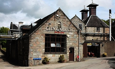Glen Garioch Whisky Distillery