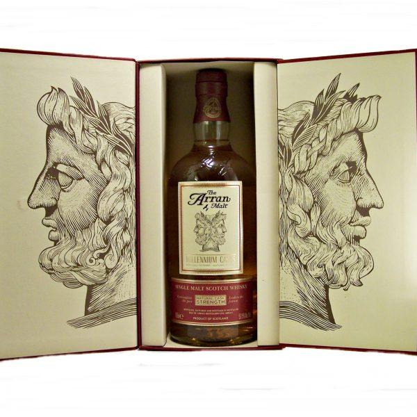 Arran Millennium Casks Single Malt Whisky
