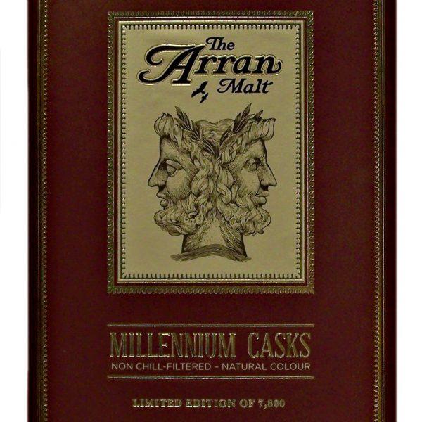 Arran Millennium Casks Limited Edition Whisky