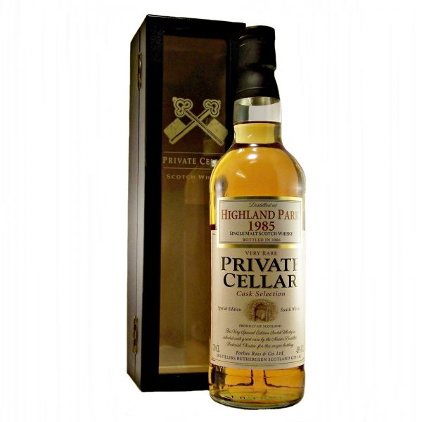 Highland Park 1985 Single Malt Whisky