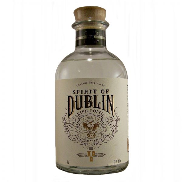 Spirit of Dublin Irish Poitin