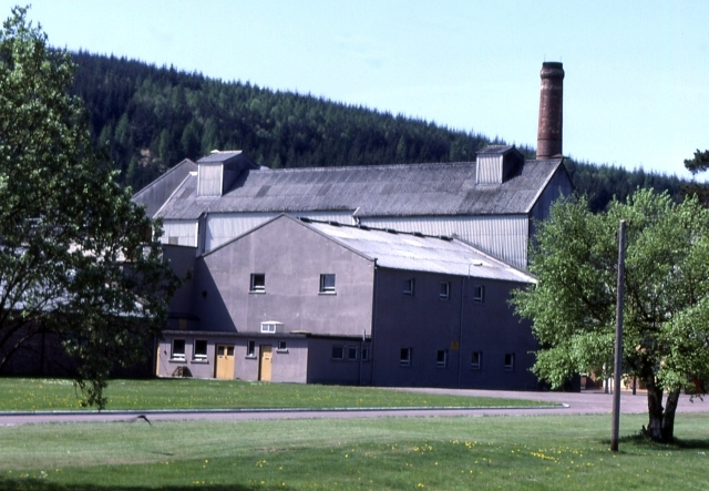 Imperial Whisky Distillery