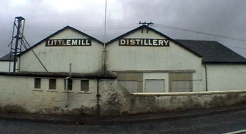 Little mill whisky distillery