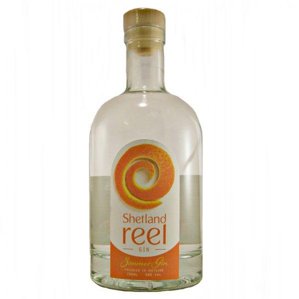 Shetland Reel Simmer Gin