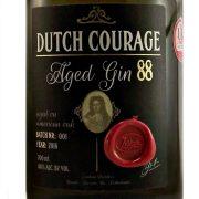 Dutch Courage Aged Gin Zuidam Distillery