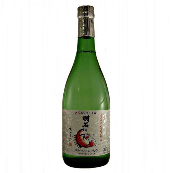 Akashi-Tai Junmai Ginjo Japanese Sake