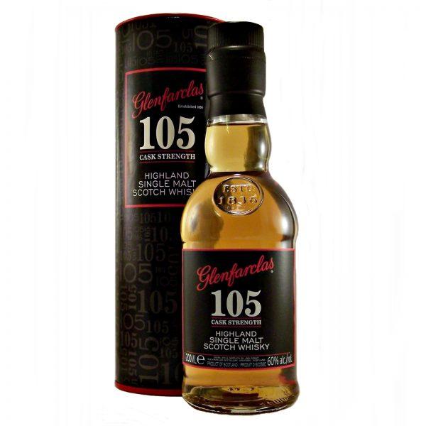 Glenfarclas 105 Cask Strength Whisky