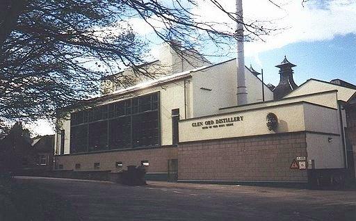 Glen Ord Whisky Distillery