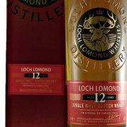 Loch Lomond 12 year old Highland Single Malt Whisky