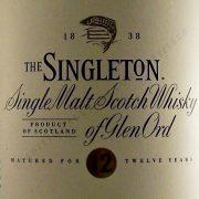 Singleton of Glen Ord 12 year old Single Malt Whisky