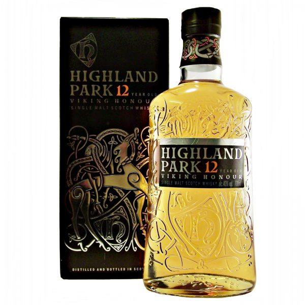 Highland Park Viking Honour