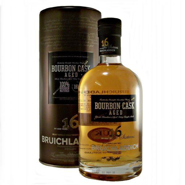 Bruichladdich 16 year old Bourbon Cask
