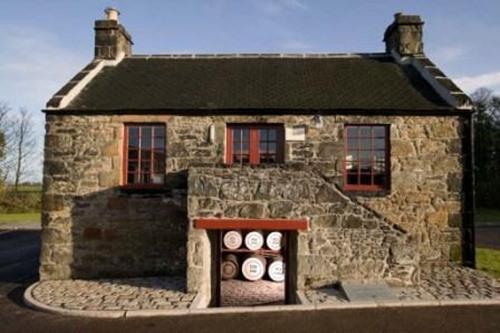 Glenburgie Whisky Distillery Custom  House