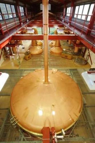 Glenburgie Whisky Distillery Mash Tun