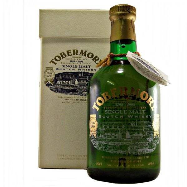 Tobermory 200th Anniversary Single Malt Whisky Isle of Mull