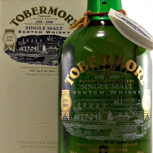 Tobermory 200th Anniversary Single Malt Whisky