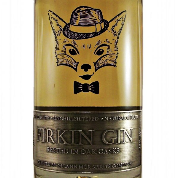 Ferkin Gin Scottish small batch