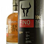Bruichladdich Fino Sherry Edition 1992 Single Malt Whisky