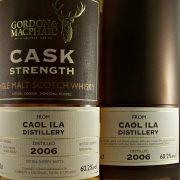 Caol Ila 2006 Cask Strength Islay Single Malt Whisky
