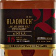 Bladnoch Adela 15 year old Single Malt Whisky