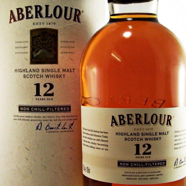 Aberlour 12 year old Single Malt Whisky