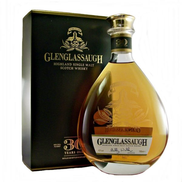 Glenglassaugh 30 year old Single Malt Whisky