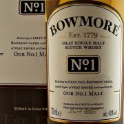 Bowmore No1 Vaults Single Malt Whisky