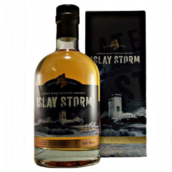 Islay Storm Single Malt Whisky