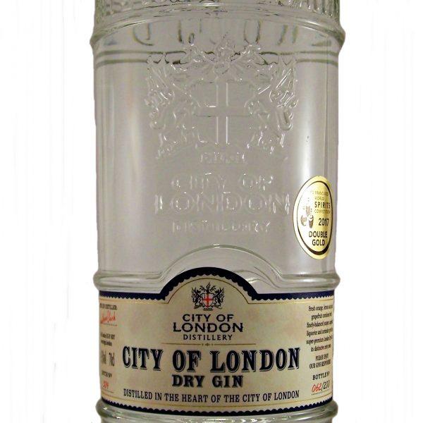 City of London Distillery Dry Gin