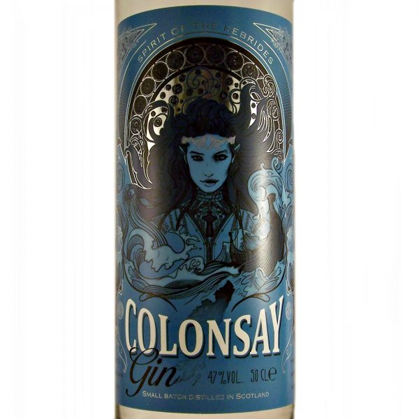 Colonsay Gin Spirit of the Hebrides