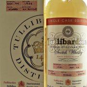 Tullibardine 1991 Single Cask Malt Whisky